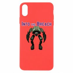 Чехол для iPhone X/Xs Into the Breach roboi