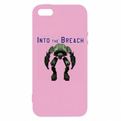 Чехол для iPhone5/5S/SE Into the Breach roboi