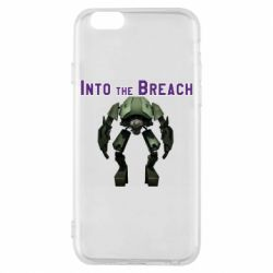 Чехол для iPhone 6/6S Into the Breach roboi