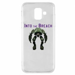 Чехол для Samsung A6 2018 Into the Breach roboi