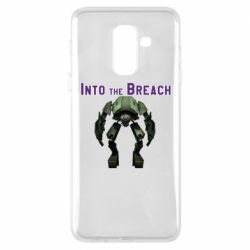 Чехол для Samsung A6+ 2018 Into the Breach roboi