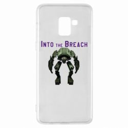 Чехол для Samsung A8+ 2018 Into the Breach roboi