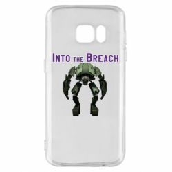 Чехол для Samsung S7 Into the Breach roboi