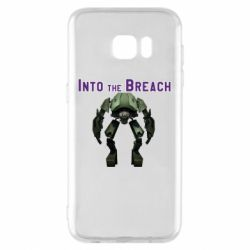 Чехол для Samsung S7 EDGE Into the Breach roboi