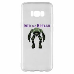 Чехол для Samsung S8+ Into the Breach roboi