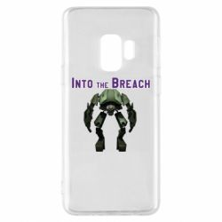 Чехол для Samsung S9 Into the Breach roboi