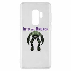 Чехол для Samsung S9+ Into the Breach roboi