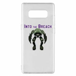 Чехол для Samsung Note 8 Into the Breach roboi