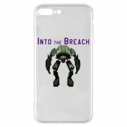 Чехол для iPhone 8 Plus Into the Breach roboi