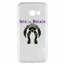 Чехол для Samsung A3 2017 Into the Breach roboi