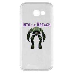 Чехол для Samsung A5 2017 Into the Breach roboi