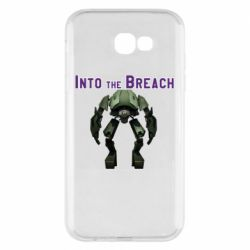Чехол для Samsung A7 2017 Into the Breach roboi