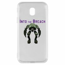 Чехол для Samsung J3 2017 Into the Breach roboi