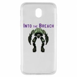 Чехол для Samsung J7 2017 Into the Breach roboi