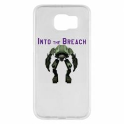 Чехол для Samsung S6 Into the Breach roboi
