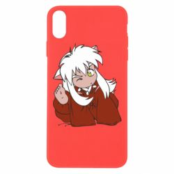 Чехол для iPhone Xs Max InuYasha
