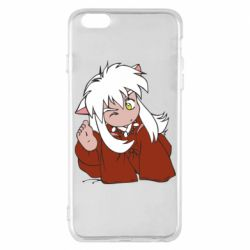 Чехол для iPhone 6 Plus/6S Plus InuYasha