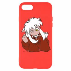 Чехол для iPhone 7 InuYasha