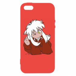Чехол для iPhone5/5S/SE InuYasha