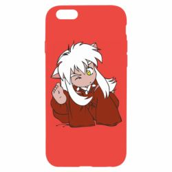Чехол для iPhone 6/6S InuYasha