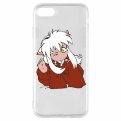 Чехол для iPhone 8 InuYasha