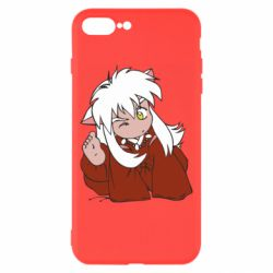 Чехол для iPhone 8 Plus InuYasha