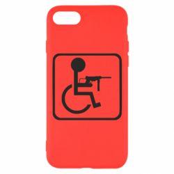 Чохол для iPhone 7 Інвалід з MP40
