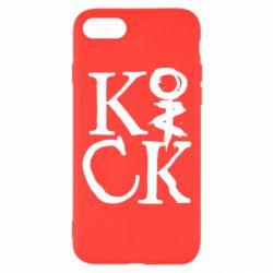 Чехол для iPhone 7 Invincible tricking