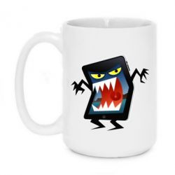 Кружка 420ml IPhone Monster