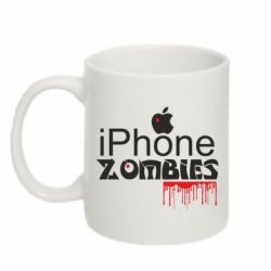 Кружка 320ml iPHONE ZOMBIES