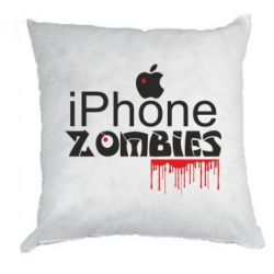 Подушка iPHONE ZOMBIES