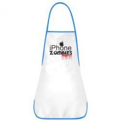 Фартук iPHONE ZOMBIES