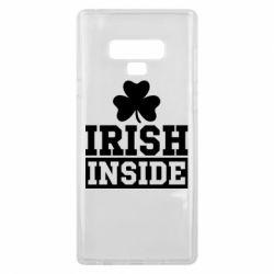 Чехол для Samsung Note 9 Irish Inside
