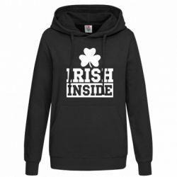 Женская толстовка Irish Inside