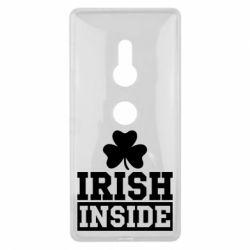 Купить Чехол для Sony Xperia XZ2 Irish Inside, FatLine
