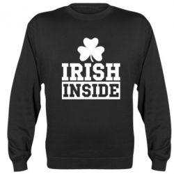 Реглан (свитшот) Irish Inside
