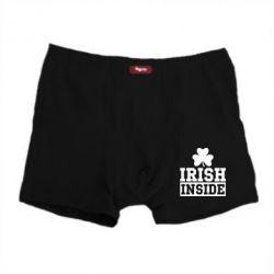 Мужские трусы Irish Inside