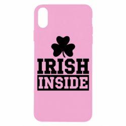 Чехол для iPhone X/Xs Irish Inside