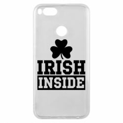 Чехол для Xiaomi Mi A1 Irish Inside