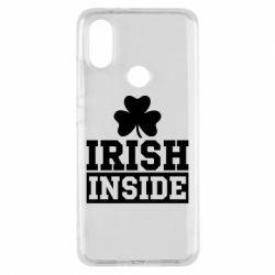 Чехол для Xiaomi Mi A2 Irish Inside