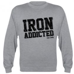 Реглан (свитшот) Iron Addicted - FatLine