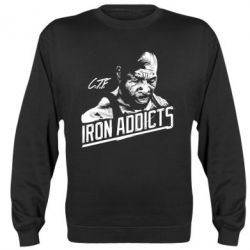 Реглан Iron Addicts - FatLine