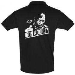 Футболка Поло Iron Addicts