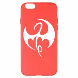 Чохол для iPhone 6 Plus/6S Plus Iron fist logo