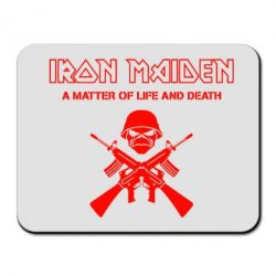 Коврик для мыши Iron Maiden - FatLine