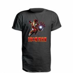 Подовжена футболка Iron Man 2