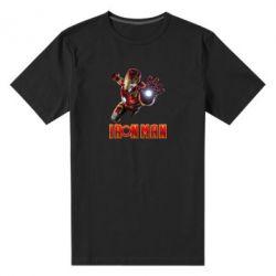 Чоловіча стрейчева футболка Iron Man 2