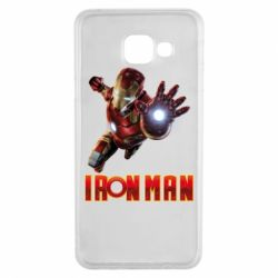 Чохол для Samsung A3 2016 Iron Man 2