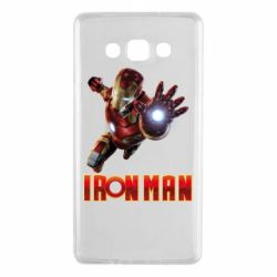 Чохол для Samsung A7 2015 Iron Man 2