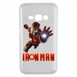Чохол для Samsung J1 2016 Iron Man 2